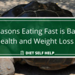 3 Reasons Eating Fast is Bad for Your Health and Weight Loss Efforts