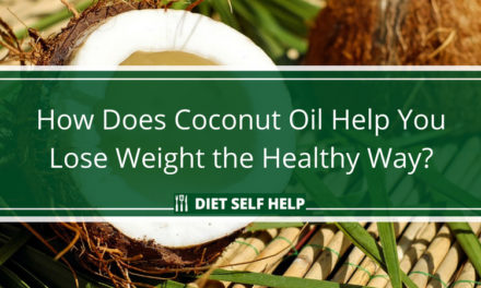 How Does Coconut Oil Help You Lose Weight the Healthy Way?