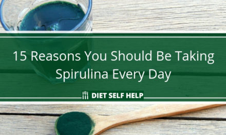 15 Reasons You Should Be Taking Spirulina Every Day